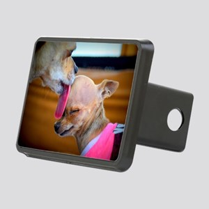 A Mothers Love Rectangular Hitch Cover