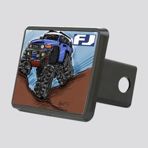 fjdrawingVoodoocafe Rectangular Hitch Cover
