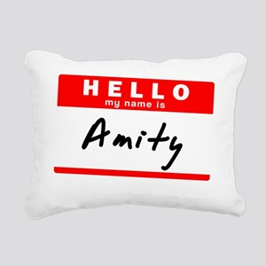 Amity Rectangular Canvas Pillow