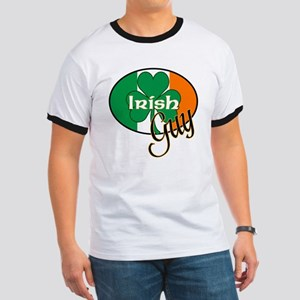 IRISH-GUY Ringer T