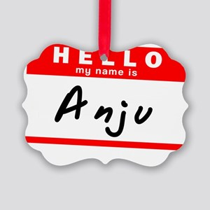Anju Picture Ornament