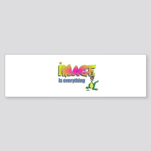 Image.:-) Bumper Sticker