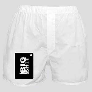 Big Shot Keychain Boxer Shorts