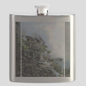 Cliffside Villa J2 Flask