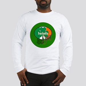 IRISH-GUY-3-INCH Long Sleeve T-Shirt