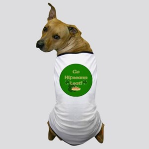 TO-HELL-WITH-YOU-BUTTON Dog T-Shirt