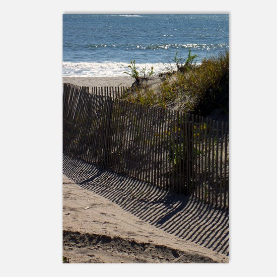 dune shadows Postcards (Package of 8)