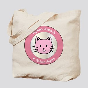 Friend Angora Tote Bag