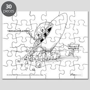 Navigation Puzzle