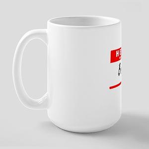 Beth Large Mug