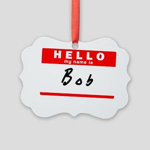 Bob Picture Ornament