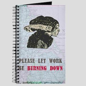 newworkburning-down Journal