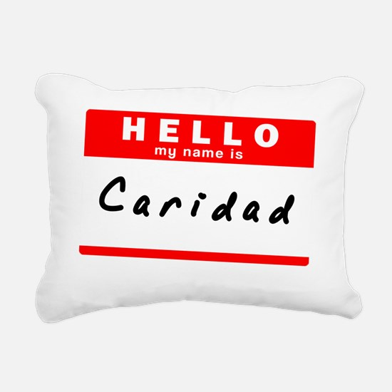 Caridad Rectangular Canvas Pillow