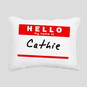 Cathie Rectangular Canvas Pillow