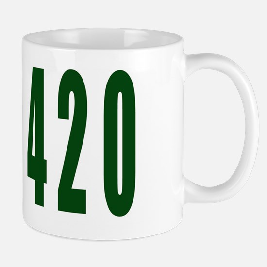 420 LP GRN Mug