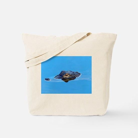Florida Alligator Tote Bag