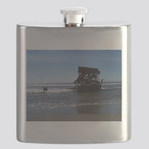 Peter Iredale with Shadow Flask