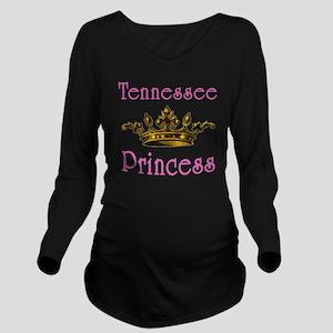 Tennessee Princess w Long Sleeve Maternity T-Shirt