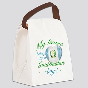 guatemalan Canvas Lunch Bag
