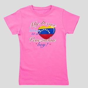 venezuelan Girl's Tee