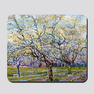 Pillow VG White Orchard Mousepad