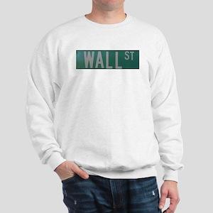 Wall Street Sweatshirt