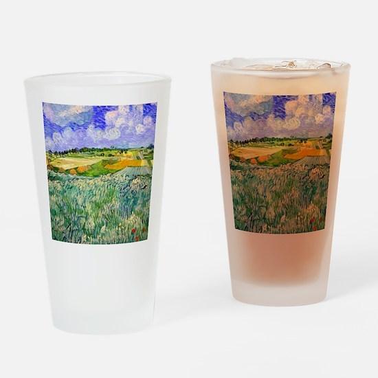 NC VG Plain Drinking Glass