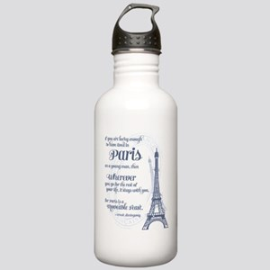 paris Stainless Water Bottle 1.0L