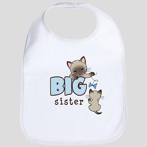 Big Sister (Kitty) Bib