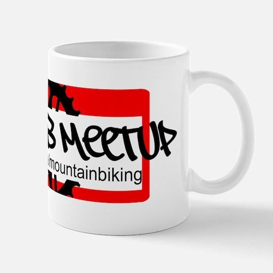 Philly MTB meetup logo wide copy Mug