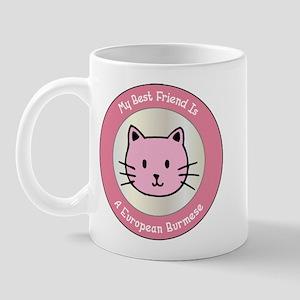 Friend Burmese Mug