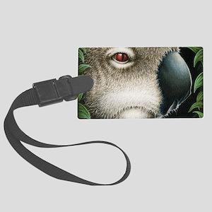 Koala Side (shoulder bag) Large Luggage Tag