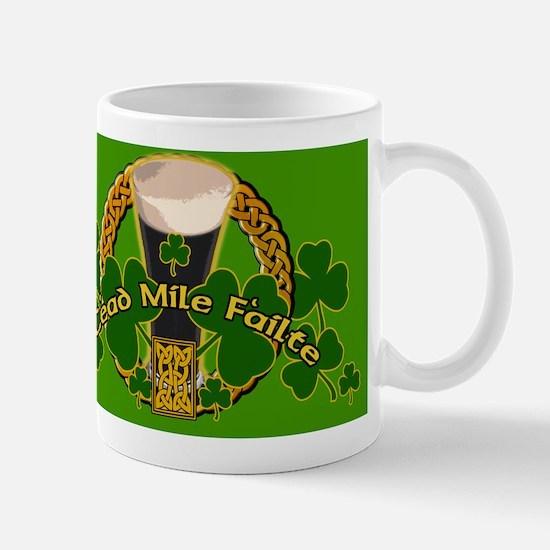 100-THOUSAND-WELCOMES-IRISH-GAELIC-MOUS Mug