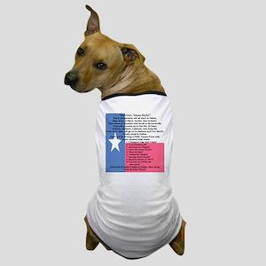SURVIVOR TEXAS STYLE Dog T-Shirt