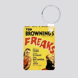 Freaks Aluminum Photo Keychain