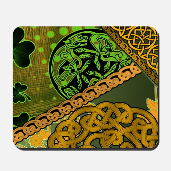 CELTIC-KNOTWORK-IRISH-LAPTOP-SKIN Mousepad