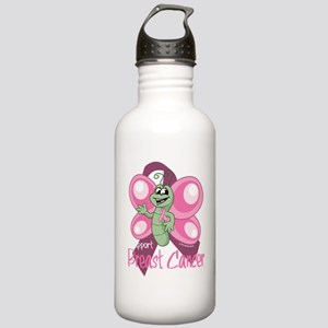 BC-Cartoon-Butterfly-b Stainless Water Bottle 1.0L