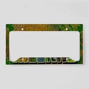 SCENIC-IRELAND-LAPTOP-T License Plate Holder