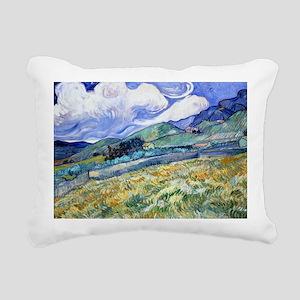 Laptop VG St Remy Rectangular Canvas Pillow