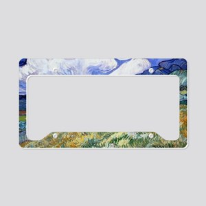 Laptop VG St Remy License Plate Holder
