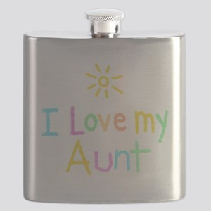 I Love My Aunt! Flask