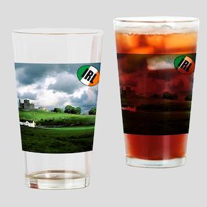 IRISH-LANDSCAPE-PILLOW Drinking Glass