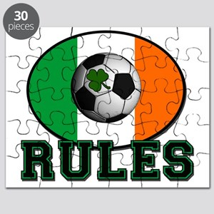 IRELAND-RULES-CELTIC-FOOTBALL Puzzle