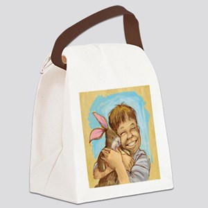 VeRa-7 16x20 poster Canvas Lunch Bag
