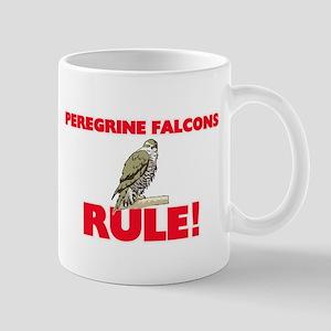 Peregrine Falcons Rule! Mugs