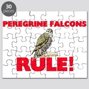 Peregrine Falcons Rule! Puzzle
