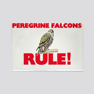 Peregrine Falcons Rule! Magnets