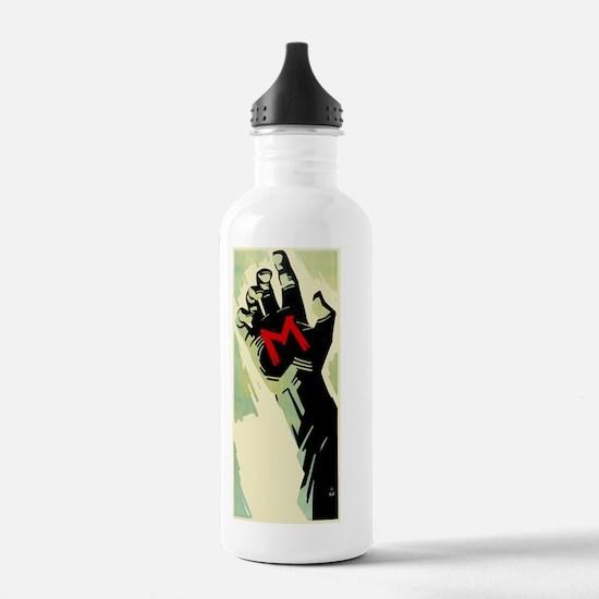 m_poster_lg Water Bottle