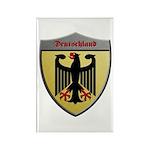 Germany Metallic Shield Magnets