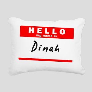 Dinah Rectangular Canvas Pillow